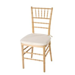 Natural Chiavari Chairs Portable Directors Chair 2 International Event Products