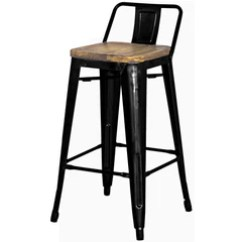 Chair Stool Black Covers Bristol And Bath Bar Stools Counter Metropolis Low Back Wood Seat Yourbarstoolstore Chairs Tables