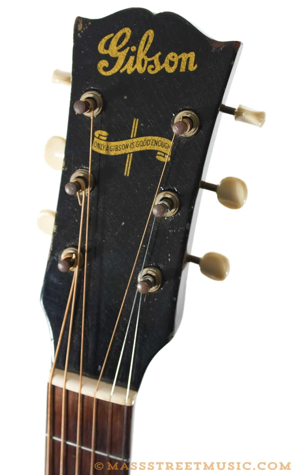 gibson acoustic guitars 1943