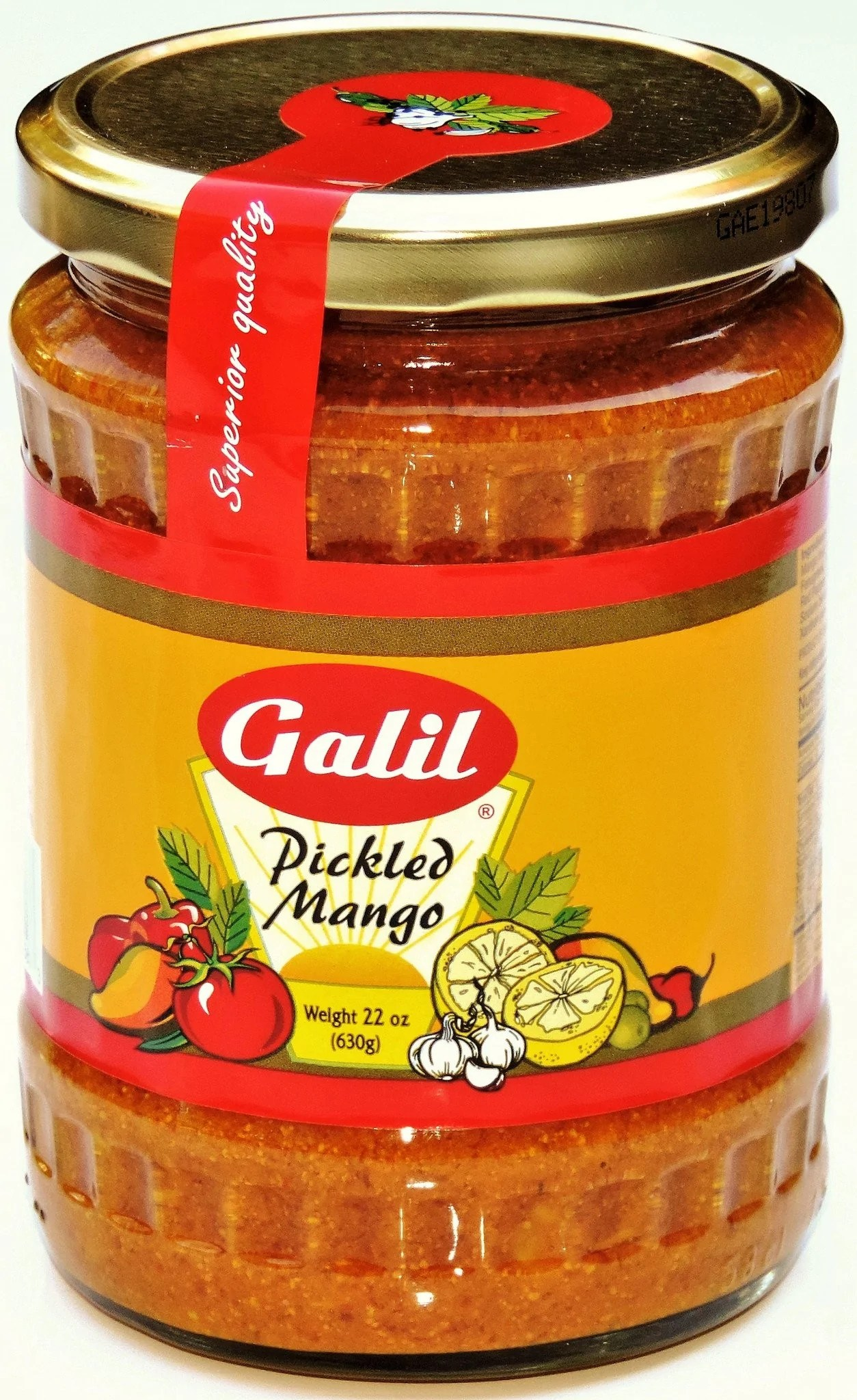 Galil Pickled Mango Amba