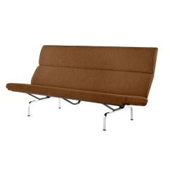 Eames Sofa Compact Knockoff Usado Olx Serra Es