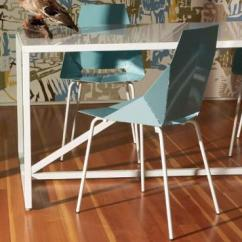 Blu Dot Real Good Chair Carex Transport Review Side Dining Bludot