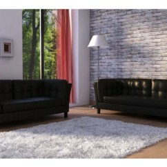 Leather Sofas Online Melbourne Sofa Studio Cape Town Address Buy Lounges Beds Mattresses Australia Think Axton 2 5 And 3 Seater Black