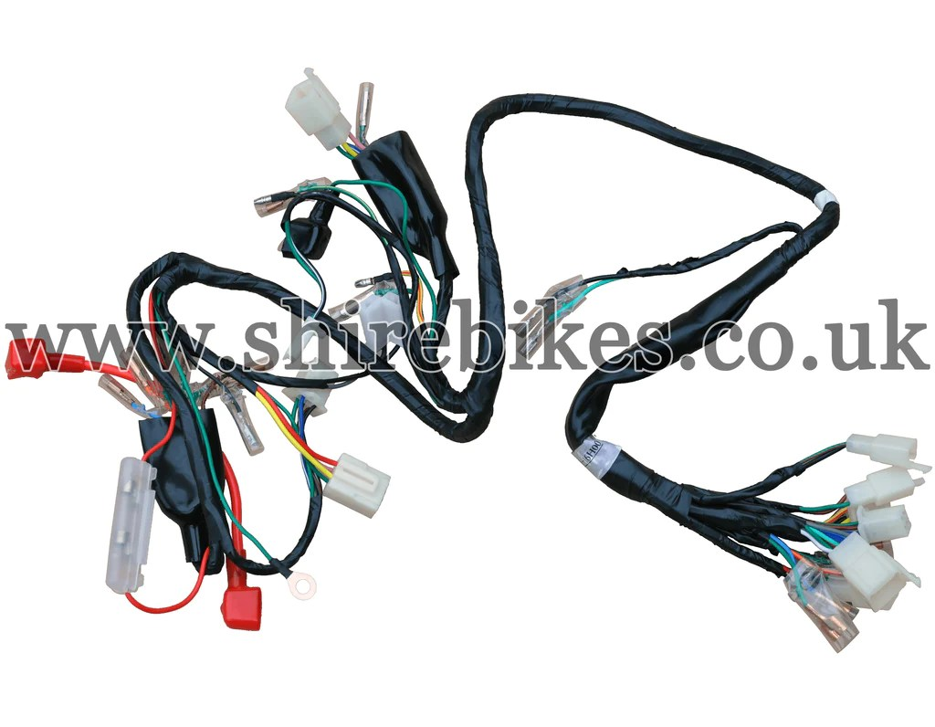 description this wiring harness  [ 1024 x 796 Pixel ]