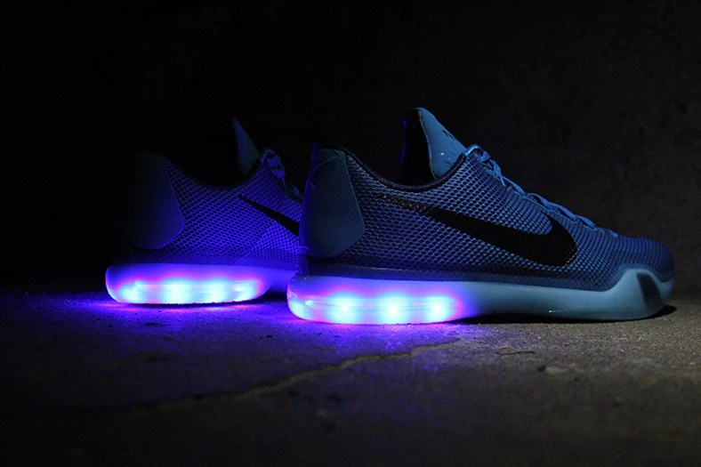 Kobe Bryant Light Shoes
