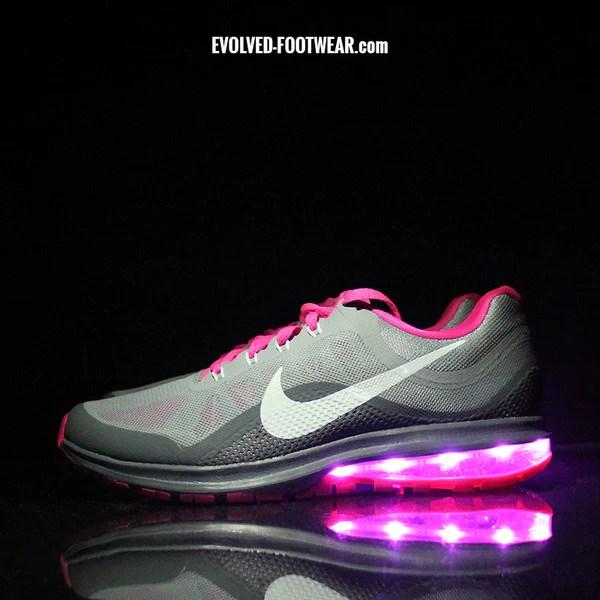 Pink Shoes Men Gators