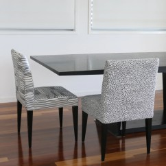 Loose Cotton Chair Covers How To Upholster A For Dining Chairs  Deka Design