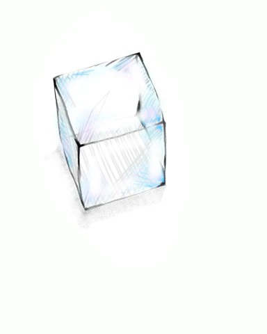 Square Crystal