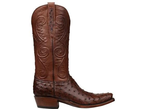 0272f61d367 Womens Lucchese Ostrich Boots - Ivoiregion
