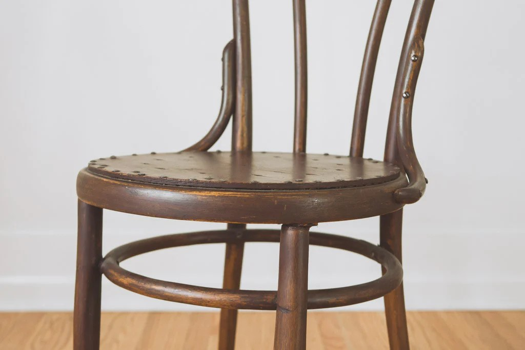 vintage bentwood chairs dining room chair cover viennese homestead seattle