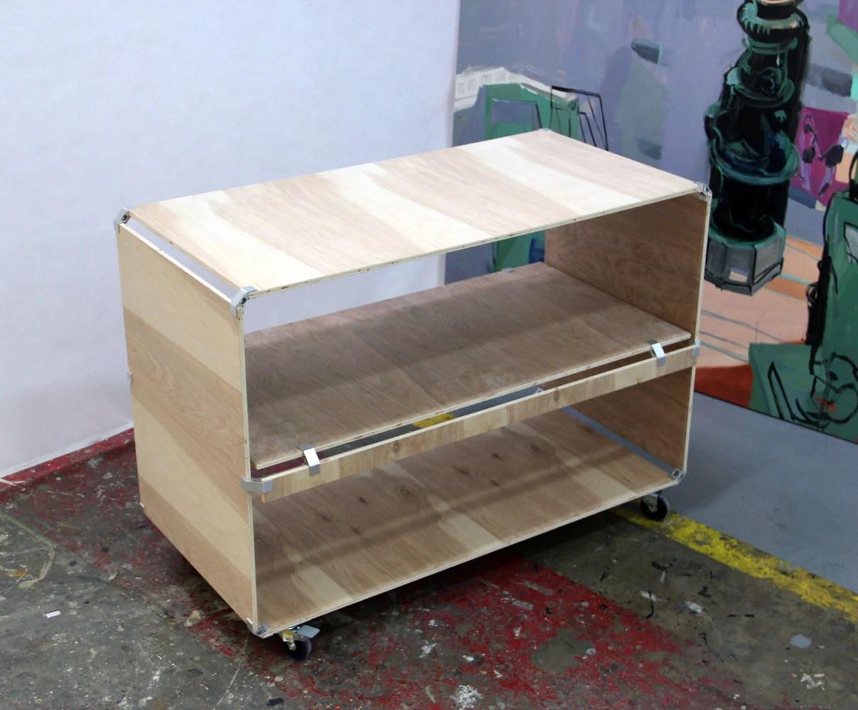 Diy Plywood Cart