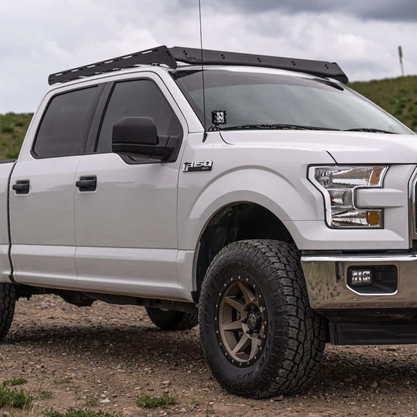 ford f series roof top overland