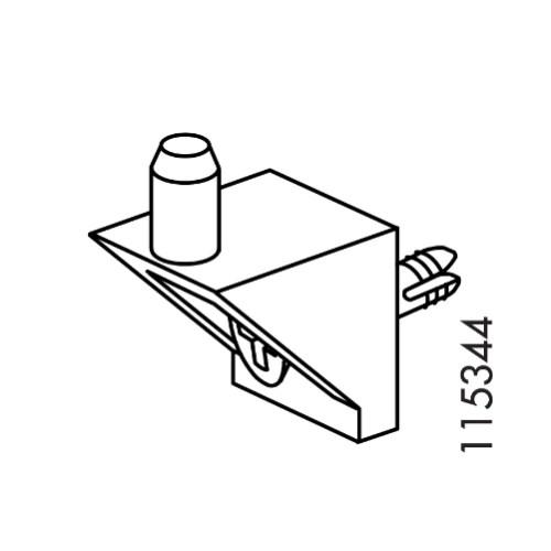 Ikea Komplement Shelf Pins 115344 Furnitureparts