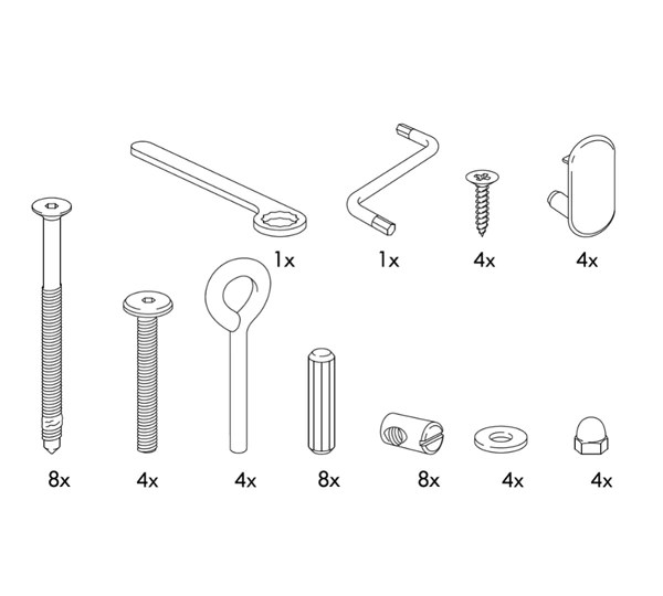 Ikea Gulliver Crib Replacement Parts Furnitureparts