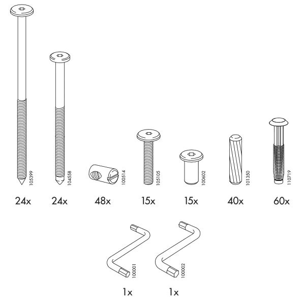 Ikea Mydal Bunk Bed Replacement Parts Furnitureparts