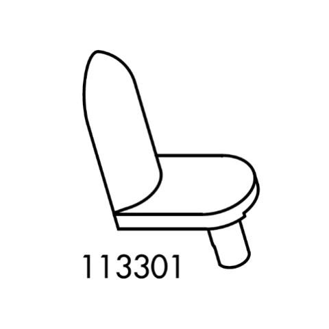 Ikea Besta Shelf Pin 113301 Furniturepartscom