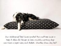 Waterproof Dog Bed Liners  Charley Chau - Luxury Dog Beds ...