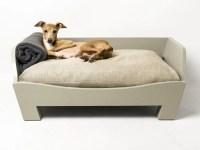 Raised Wooden Dog Bed  Charley Chau - Luxury Dog Beds ...