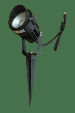 kitchen wire shelving flatware led garden lights - 3 x 6w spike kit – future light ...