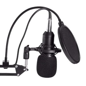 kit micro home studio chanteur