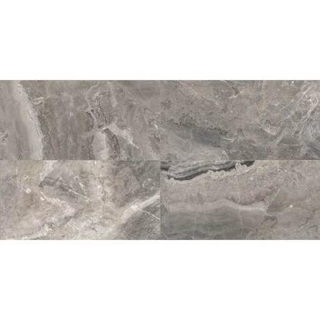 marble attache floor tile 12 x 48 field tile satin