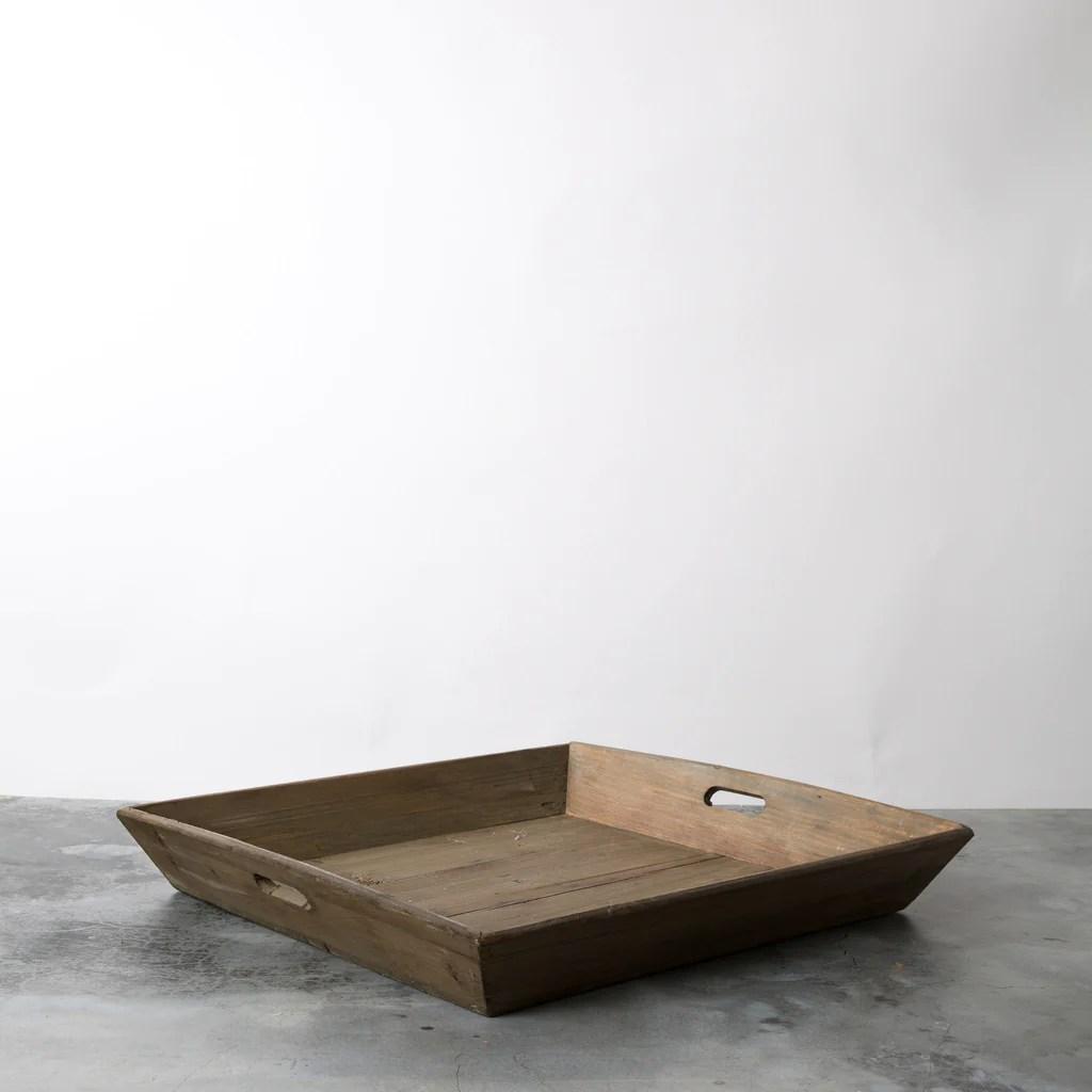 Reclaimed Wood Trays  Magnolia  Chip  Joanna Gaines