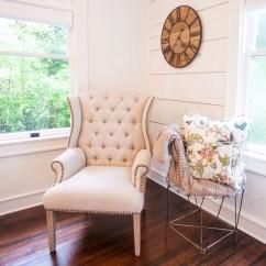 Living Room Clocks Next Furniture Miami Rustic Wall Clock Magnolia Chip Joanna Gaines