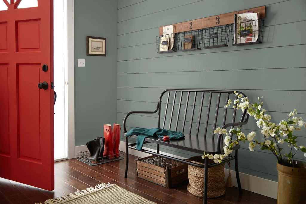 Silverado Sage  Premium Interior Paint by Joanna Gaines  Magnolia