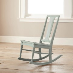 Rocking Chair Realty Posture Deluxe Wooden Kneeler Day-to-day - Chalk Style Paint Magnolia   Chip & Joanna Gaines