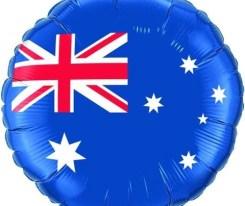Australia Day Flags