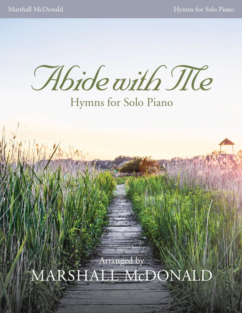 Abide with Me (piano solo book)