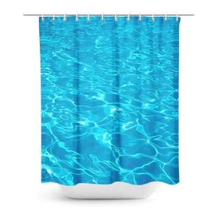 Water Shower Curtain  Shelfies