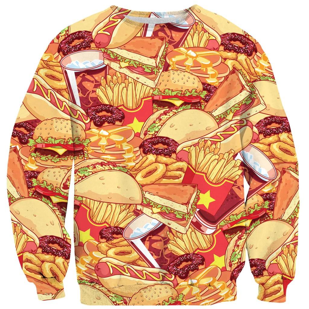 anime fast food invasion