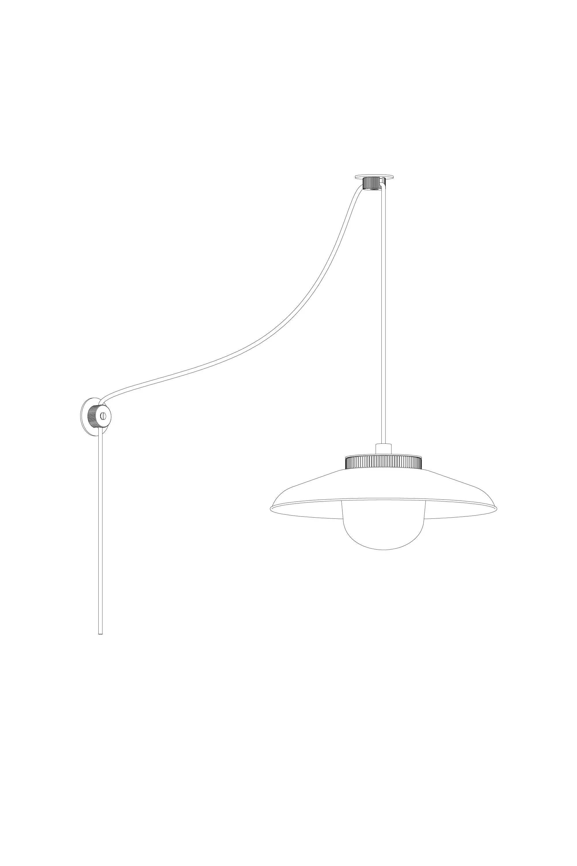 small resolution of  hoist pendant medium black