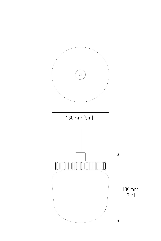 medium resolution of  hoist pendant bare small white