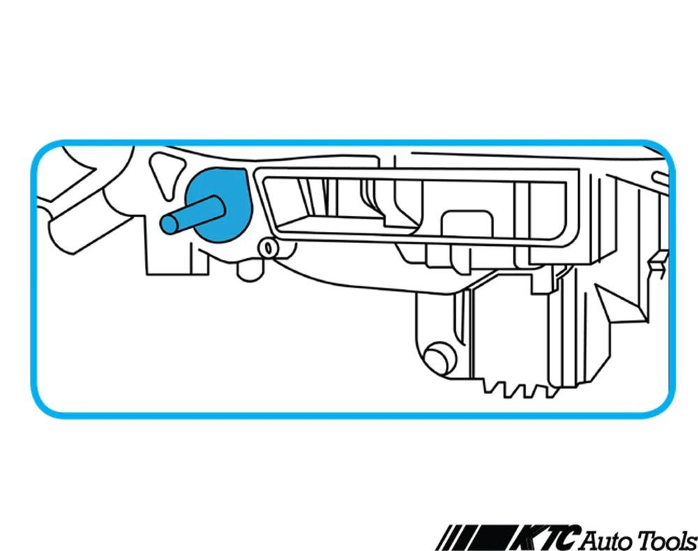 medium resolution of jaguar land rover fuel pump camshaft fixing tool 303 1621