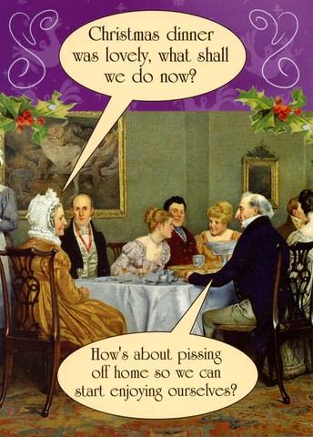 Funny Christmas Card Themes Comedy Card Company
