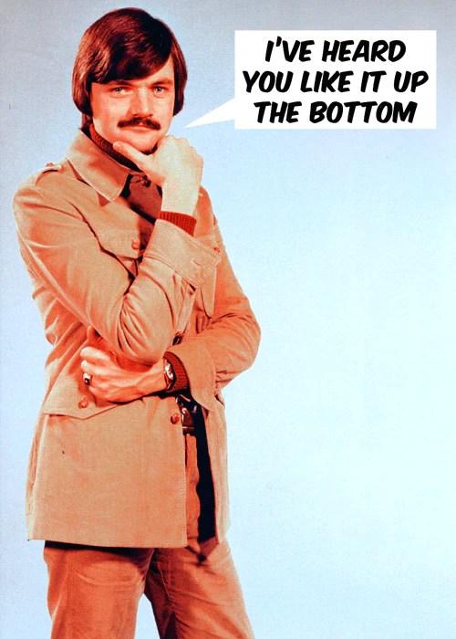 Rude Card I've Heard You Like It Up The Bottom Comedy
