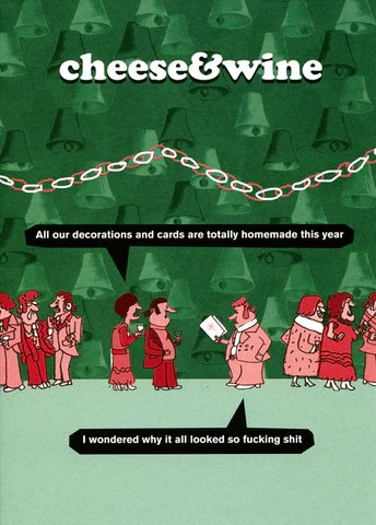 Rude Christmas Cards By Modern Toss Very Funny Comedy