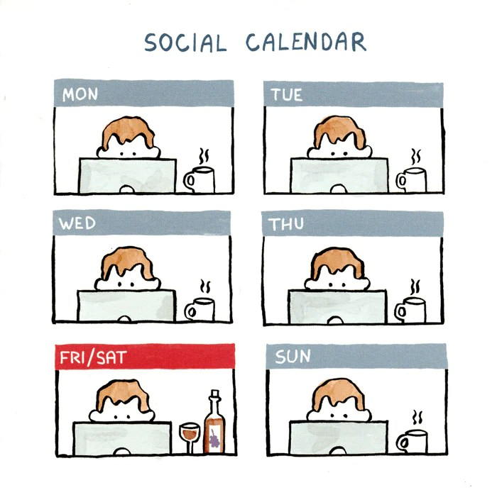 Image of: Coffee Funny Cards Social Calendar Marconix Funny Card By Wrong Hands Social Calendar Comedy Card Company