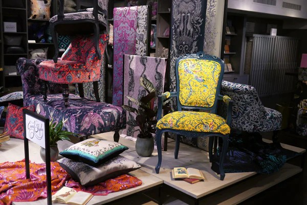 Our magical new furniture has launched at Harrods  Emma J Shipley