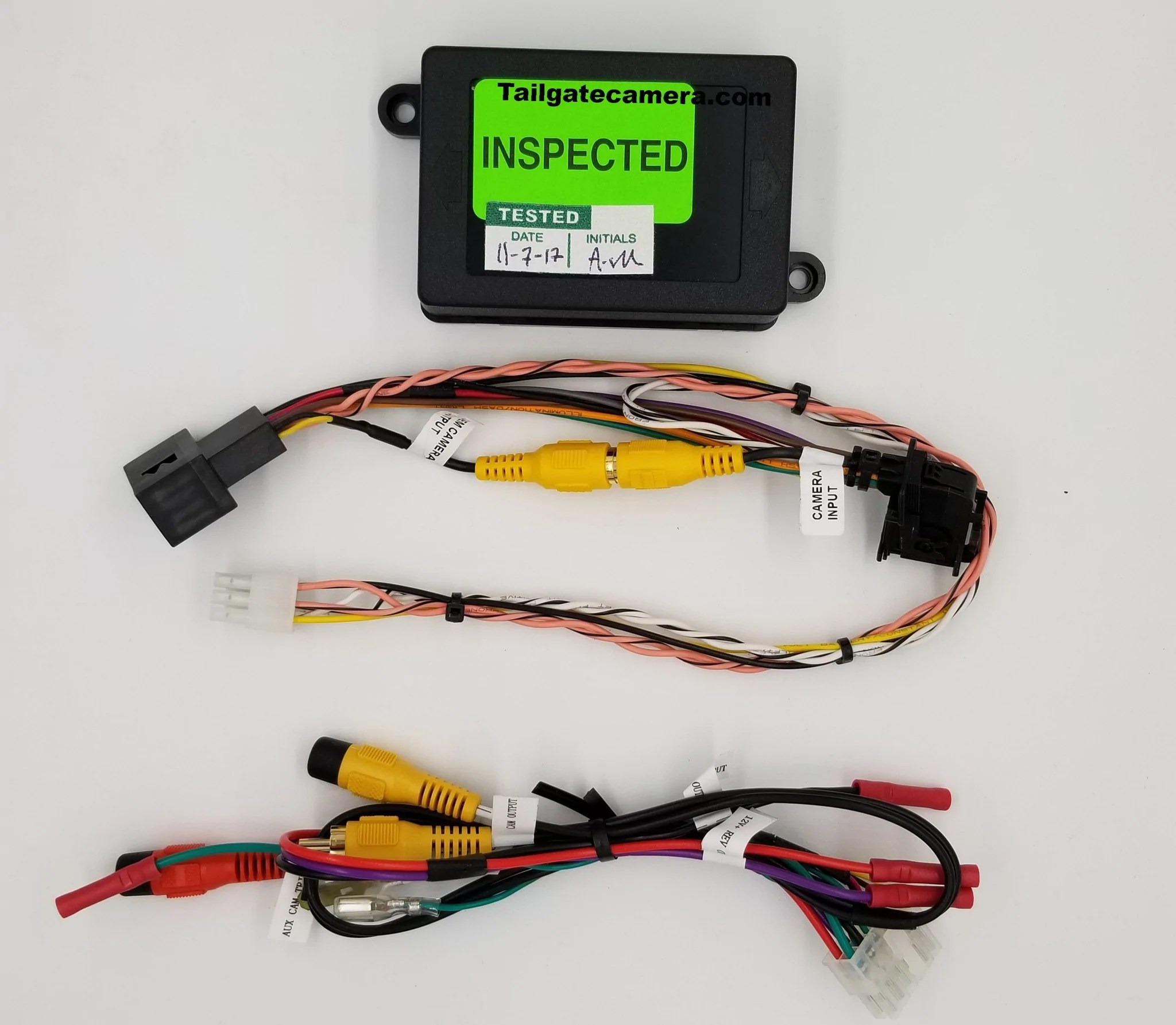 ford backup camera wiring harness diagram data schema ford tailgate camera wiring harness 2013 16 backup [ 2048 x 1786 Pixel ]