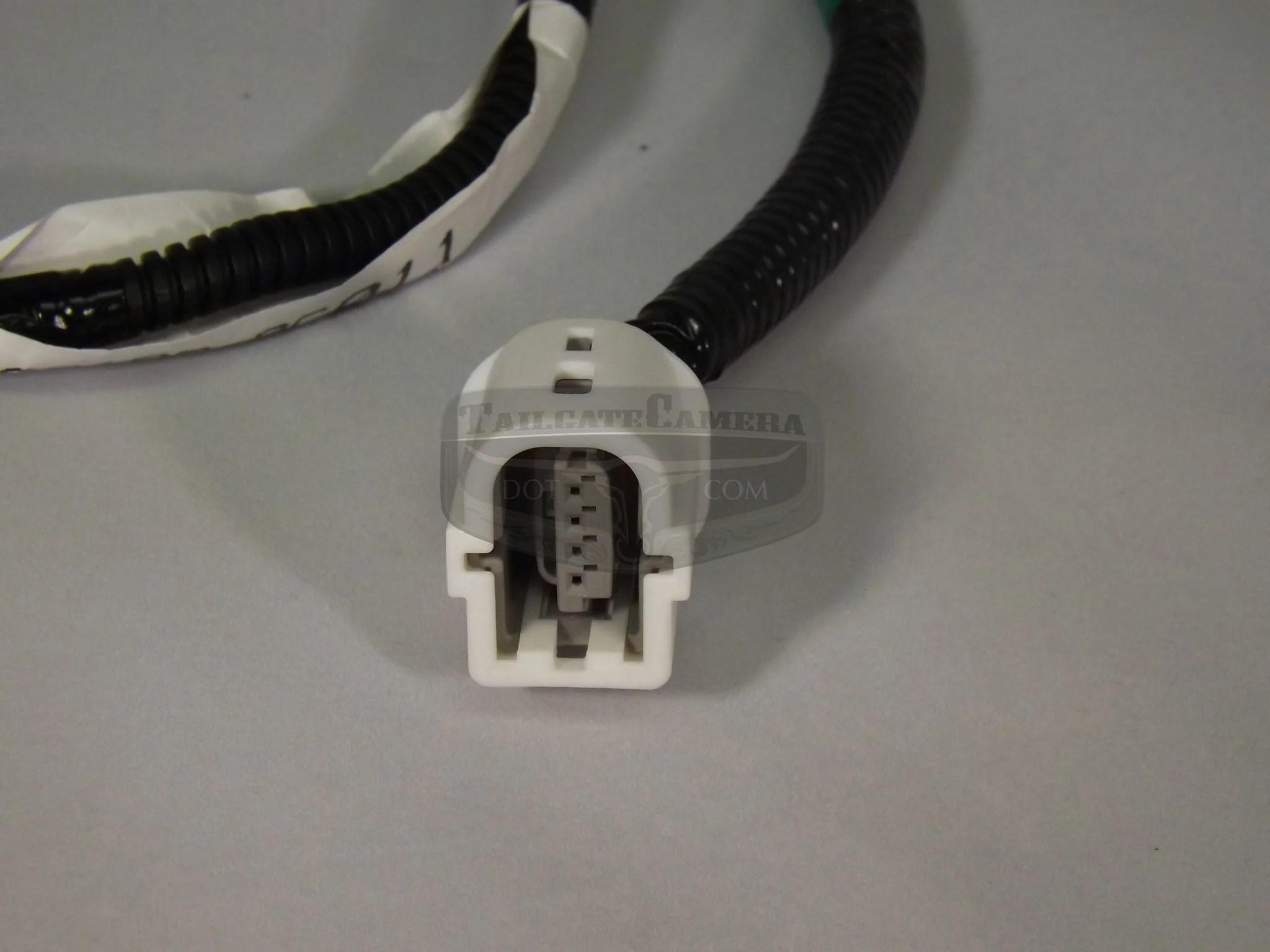 medium resolution of 2010 2013 tundra hd camera kit with oem wiring harness