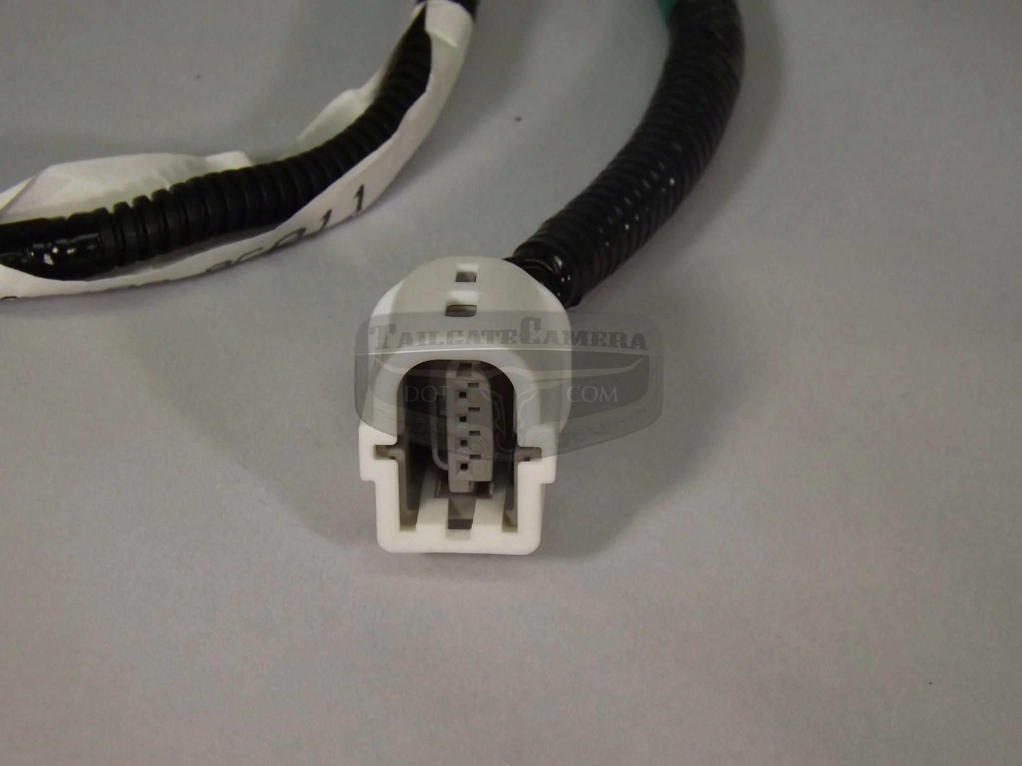 2006 toyota tundra radio wiring diagram club car v glide troubleshooting harness data 2010 2018 hd camera kit with oem tailgate