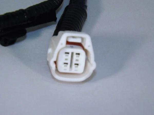 200913 Toyota Taa Tailgate Locking Handle Backup Camera PLUG & PLA | Tailgate Camera