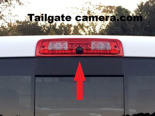 2013 Tundra Wiring Diagram 3rd Brake Light Backup Camera For 2009 2018 Dodge Ram