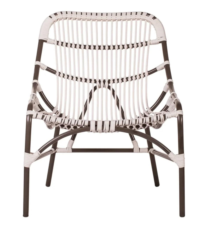 cyprus coronado stacking patio chair by david francis