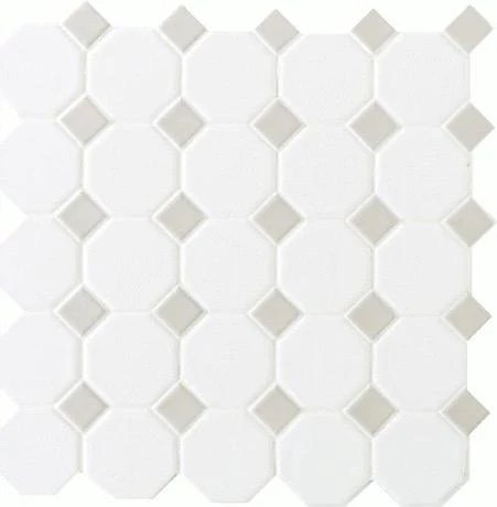 octagon dot tile