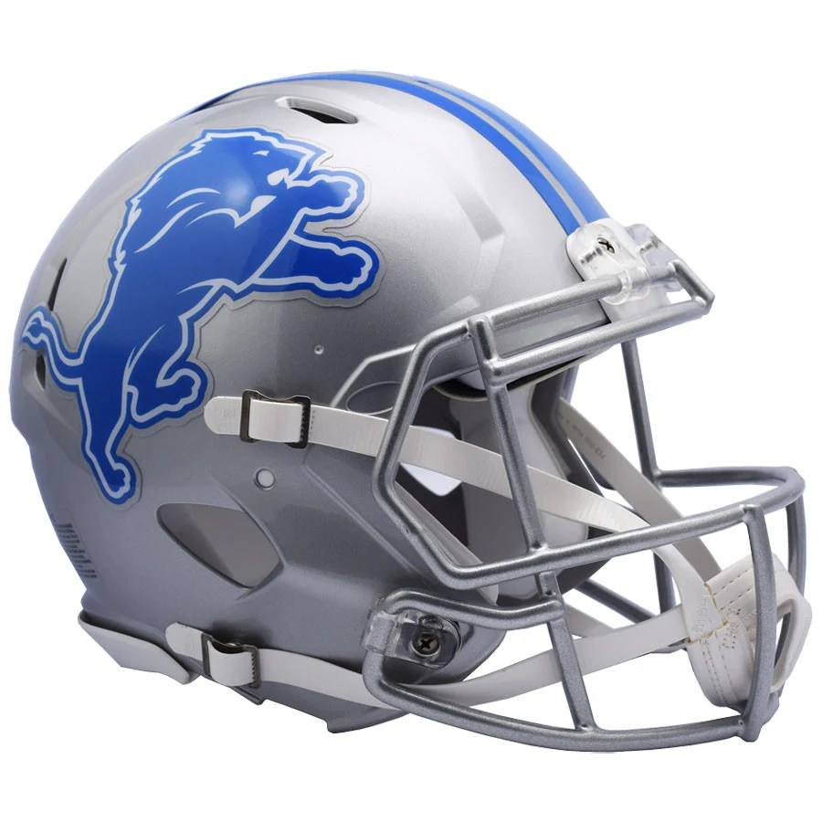 Detroit Lions 2017 Riddell Speed Authentic