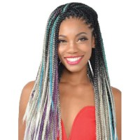 Fashion Source Rasta Afri Highlight Jumbo Braid 50